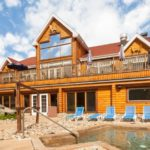Appalaches Lodge-Spa VillegiatureQuebec Canada Located mountain, in the heart of the Appalaches Regional Park